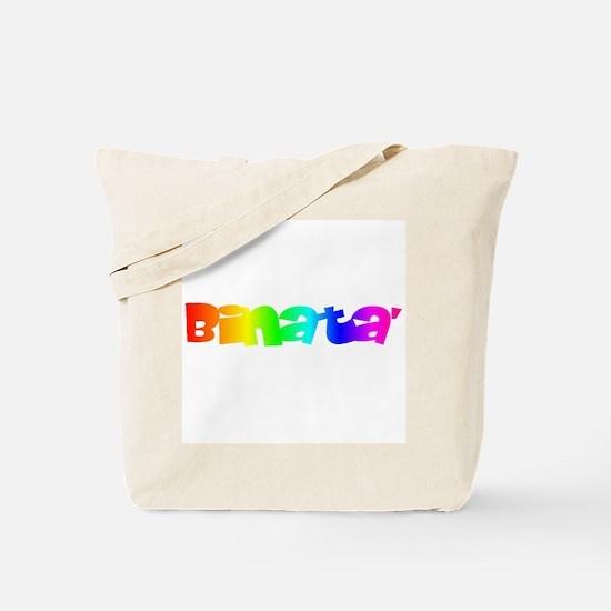 Binata' (Bachelor) Gifts Tote Bag