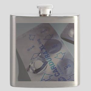Hypertension tablets Flask