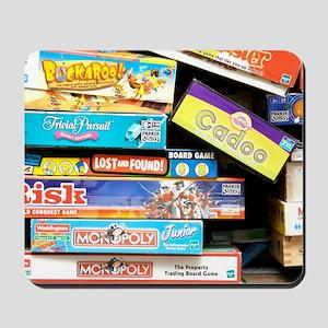 Indoor games Mousepad