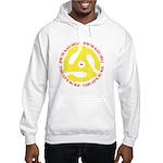 Spin The Black Circle Hooded Sweatshirt