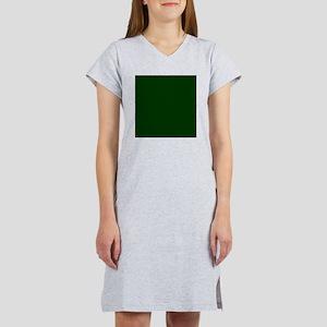 Dark Green Women's Nightshirt