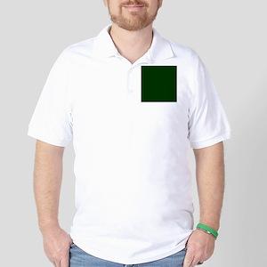 Dark Green Golf Shirt