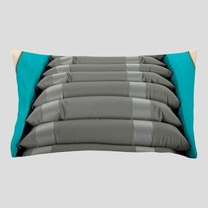 Inflated hospital air mattress Pillow Case