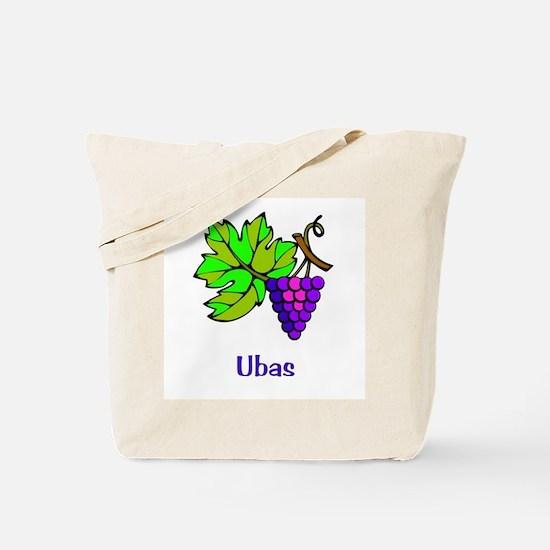 Ubas (Grapes) Gifts Tote Bag