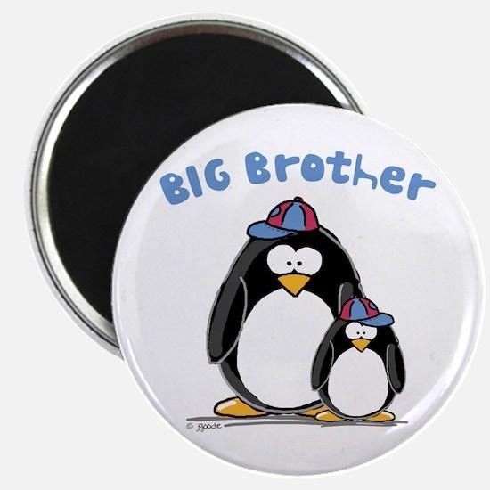 Big Brother Penguin Magnet