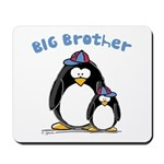 Big Brother Penguin Mousepad