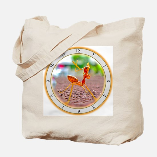 Red Ant Heads Up Tote Bag