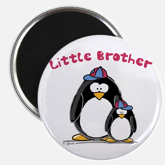 Little Brother Penguin Magnet
