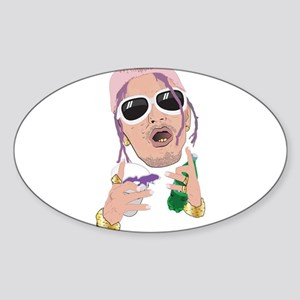 Lean Rapper Sticker