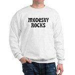 Modesty Rocks Sweatshirt