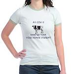 Cows Jr. Ringer T-Shirt