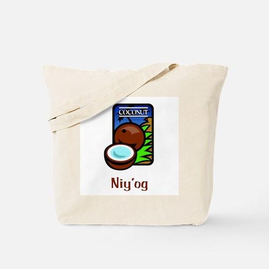 Niy'og (Coconut) Gifts Tote Bag