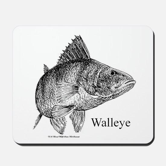 Walleye Mousepad