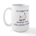Rabbits Large Mug