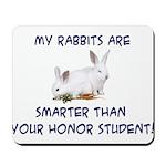 Rabbits Mousepad