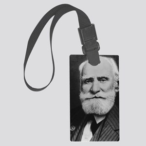 Ivan Pavlov, Russian physiologis Large Luggage Tag