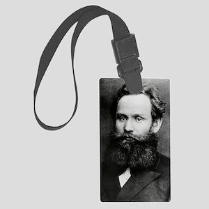 Ivan Pavlov, Russian physiologis Large Luggage Tag