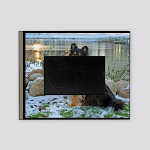 Tri-Color Sheltie Picture Frame