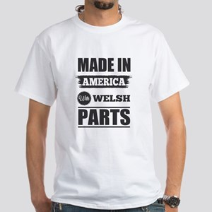 MADE IN AMERICA WITH WELSH PARTS,MADE IN,AMERICA,A