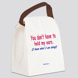 YouEars Canvas Lunch Bag