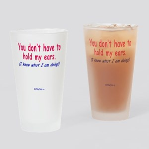 YouEars Drinking Glass