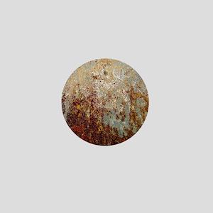 Rust Mini Button
