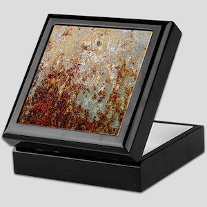 Rust Keepsake Box