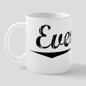 Everton, Vintage Mug