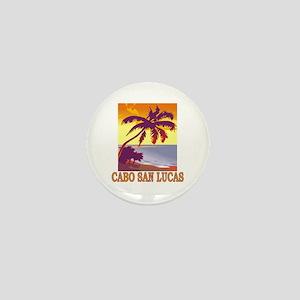 Cabo San Lucas, Mexico Mini Button
