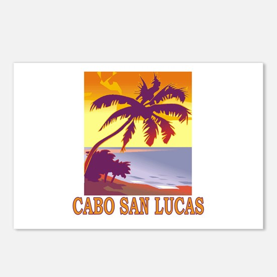 Cabo San Lucas, Mexico Postcards (Package of 8)