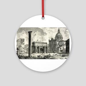 Arco di Settimio Severo - Giovanni Battista Pirane
