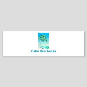 Cabo San Lucas, Mexico Bumper Sticker