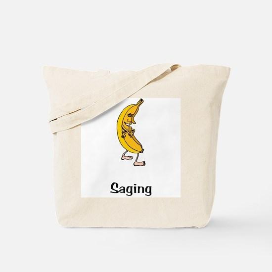 Saging (Banana) Gifts Tote Bag