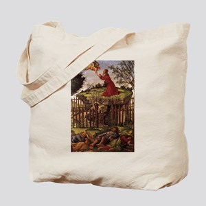 Agony in the Garden - Botticelli Tote Bag