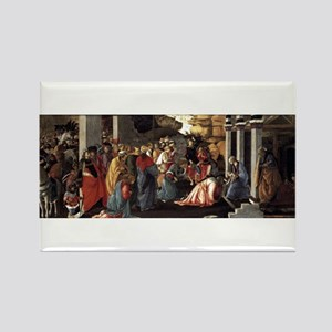 Adoration of the Magi - Botticelli Magnets