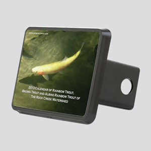 2013 Calendar of Rainbow T Rectangular Hitch Cover