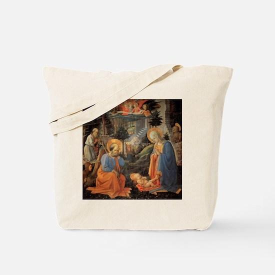 Adoration of Annalena - Lippi Tote Bag