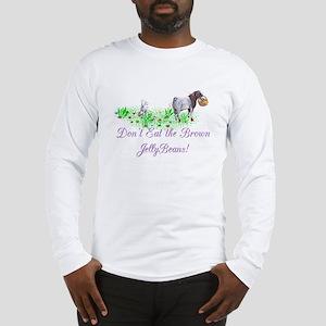 Boer-GOAT-Brown JellyBeans Long Sleeve T-Shirt