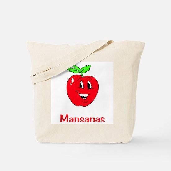 Mansanas (Apple) Gifts Tote Bag