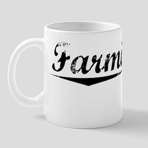 Farmington, Vintage Mug