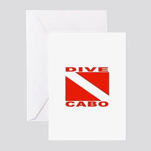 Dive Cabo Greeting Cards (Pk of 10)