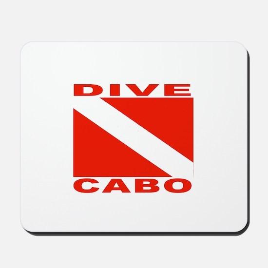 Dive Cabo Mousepad