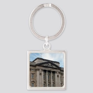 Buckingham Palace Square Keychain