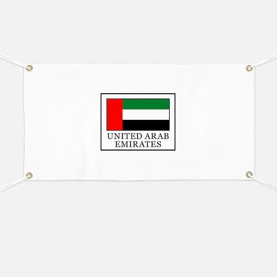 United Arab Emirates Banner