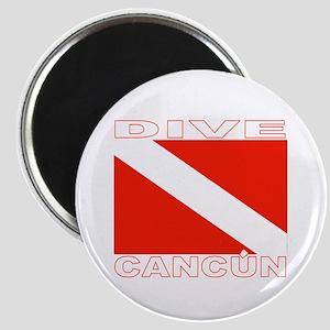 Dive Cancun Magnet