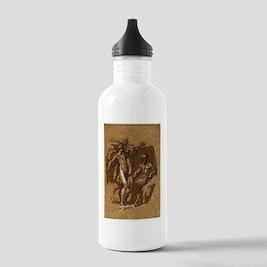 Apollo and Marsyas - Ugo da Carpi - c1520 Water Bo
