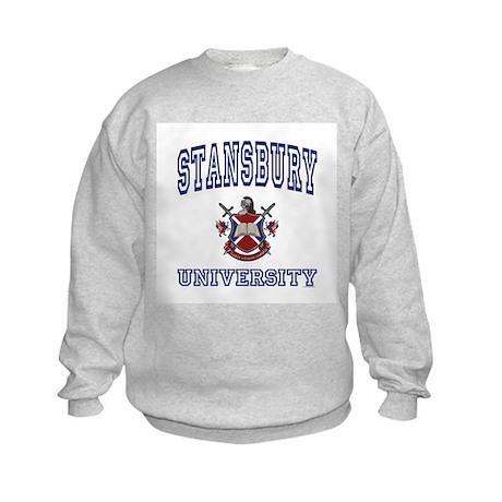 STANSBURY University Kids Sweatshirt