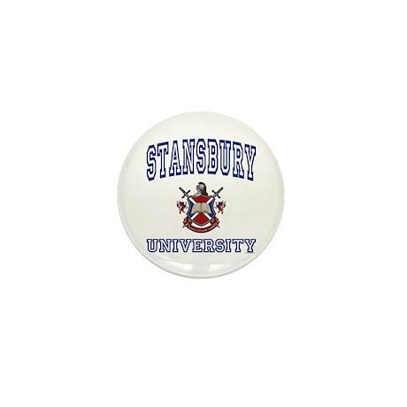STANSBURY University Mini Button (100 pack)