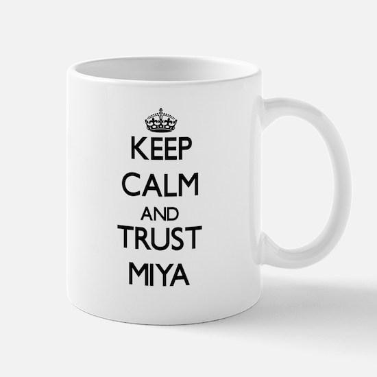 Keep Calm and trust Miya Mugs