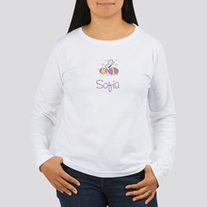 Easter Eggs - Sofia Women's Long Sleeve T-Shirt